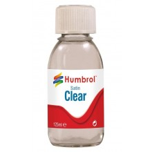 Humbrol Clear-Satin 125ml