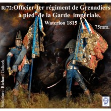 Officier 1er régiment de Grenadiers