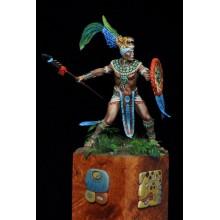 Mayan Warrior, 16th Century
