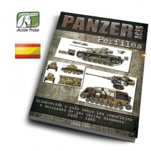 Profiles nº1. German Tanks. 1935-1945 (ES)