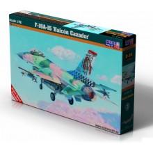 1:72 F-16A Block 15 Halcon Cazador