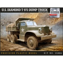 1:35 US Diamond T 972 Dump Truck