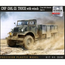 1:35 CMP Chevrolet C60L GS' winch