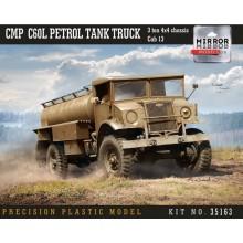 1:35 CMP Chevy C60L Petrol Tank Cab13