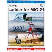 1:48 Ladder for Mig-21