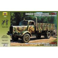 1:35 Heavy German Cargo Truck L 4500 S