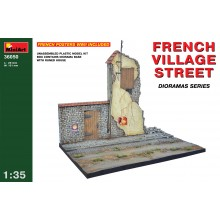 1:35 FRENCH VILLAGE STREET