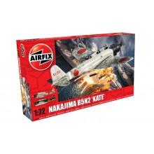 Nakajima B5N2 'Kate' 1:72
