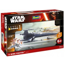 'X-Wing' Fighter