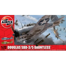 Douglas SBD - 3/5 Dauntless 1:72