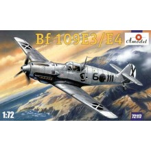 1:72 Messerschmitt Bf 109 E-3/E-4 Re-release