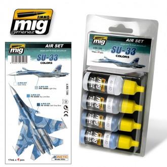 USAF COLORS Grey Modern Jets
