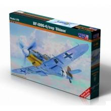 1:72 BF-109G-4/Trop Schiess