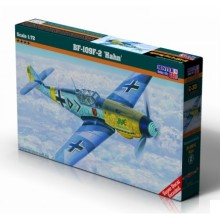 1:72 BF-109F-2 'Hahn'