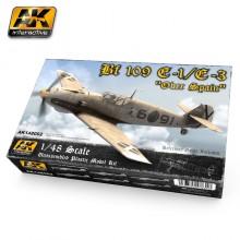 1:48 Bf 109 E1 / E3