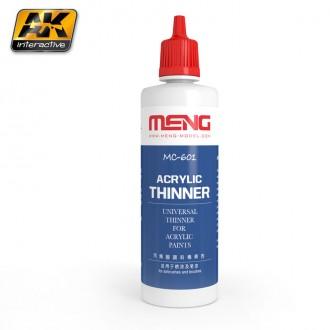 ACRYLIC THINNER (60 ml)