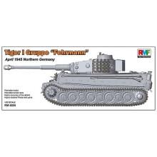 PRE- ORDER 1:35 Tiger I Gruppe 'Fehrmann'