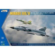 1:48 Mirage IIIE/V MIRAGE IIIEBR / IIIEA / V SOUTH AMERICA