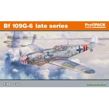 Bf 109G-6 late series 1:48
