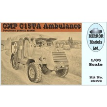 CMP C15TA Ambulance 1:35