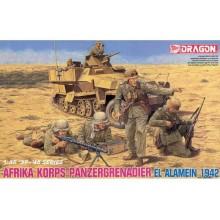 Afrika Korps Panzergrenadiers 'El-Alamein 1942'