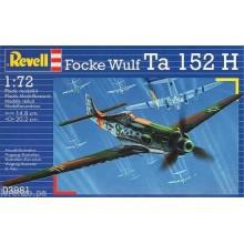 1:72 Focke Wulf Ta-152 H