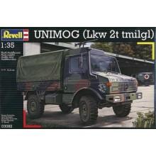 1:35 LKW 2t. tmil gl (Unimog)