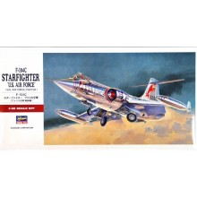 F-104C STARFIGHTER 'US AIR FORCE' 1:48