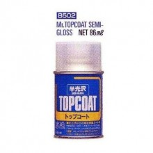 MR. TOP COAT SATIN SPRAY