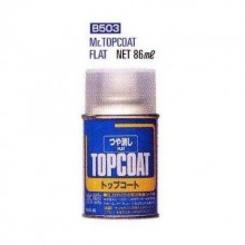 MR. TOP COAT MATT SPRAY