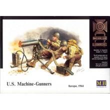 U.S. Machine-Gunners
