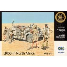 LRDG in North Africa