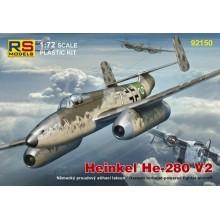 1:72 Heinkel He-280 V2