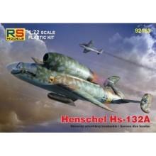 1:72 HENSHEL HS-132A