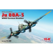 1:48 Ju 88A-5 WWII German Bomber