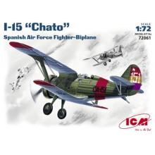 1:72 Polikarpov I-15 Chato