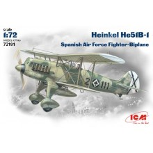 1:72 He-51 Spanish Nationalist Air Force