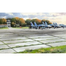 Soviet PAG-14 Airfield Plates 1:72