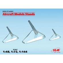 Aircraft Models Stands (1:48, 1:72, 1:144)