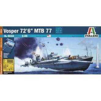 """LANCHA TORPEDERA M.T.B """"VOSPER"""" 72"""