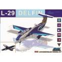 Aero L-29 Delfin 1:72