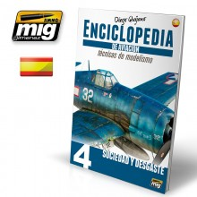 ENCICLOPEDIA DE TECNICAS DE MODELISMO DE AVIACION . VOL.4