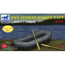 1:35 WWII German Rubber Raft