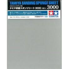 Tamiya Sanding Sponge Sheet - 3000