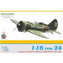 Polikarpov I-16 'Type 24 '