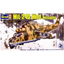 MIL-24D HELICOPTER 1:48