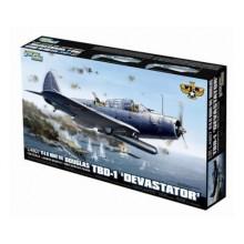 1:48 WWII DOUGLAS TBD-1 DEVASTATOR VT-8 AT