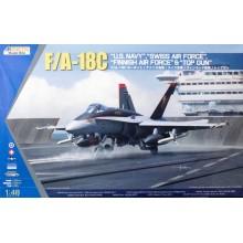 1:48 F/A-18C US Navy Top Gun