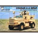 1:35 Cougar 4x4 MRAP