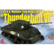 1:35 M4A3 (76)W Thunderbolt